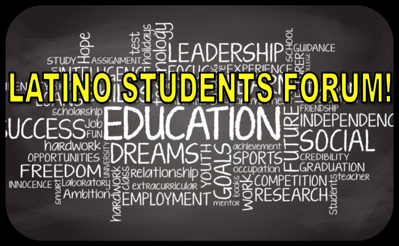 Latino Student Forum