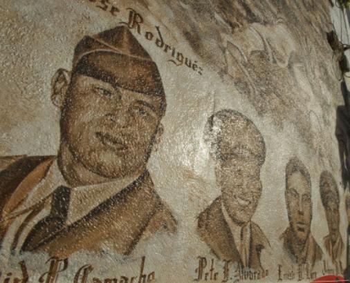 Veterans Mural - Santa Ana