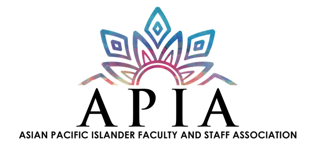 Logo for the Asian Pacific Islander Faculty & Staff Association