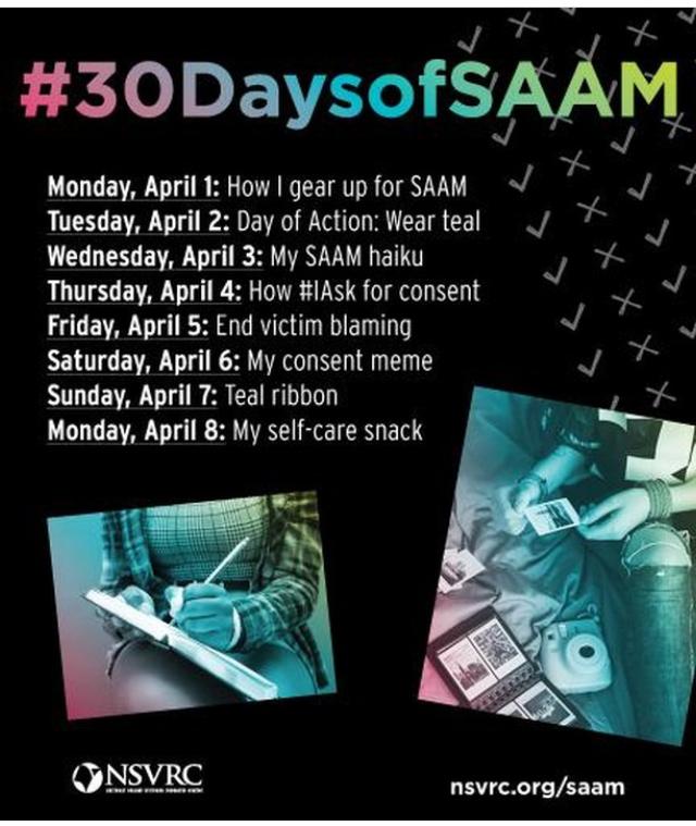 #30DaysofSAAM