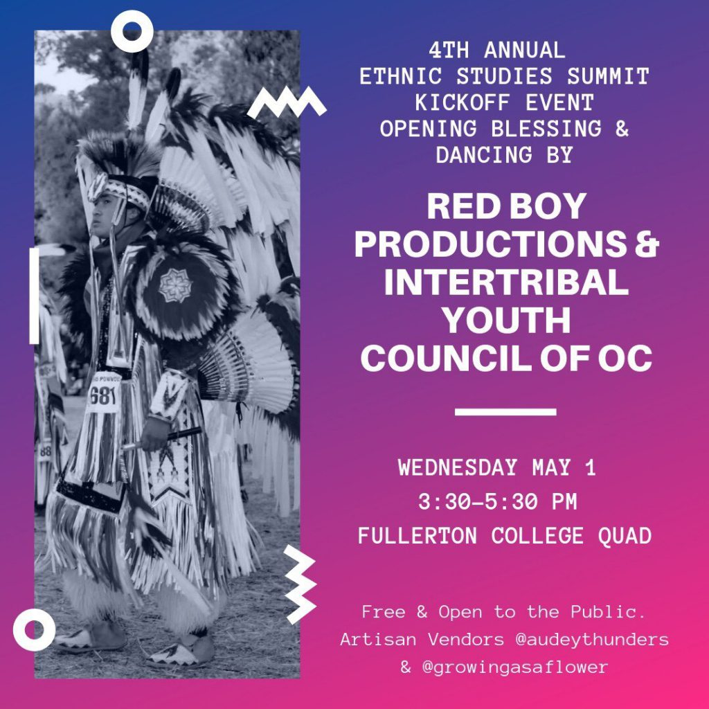 FC Ethnic Studies Summit Kick Off Event - Red Boy Productions